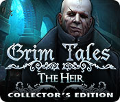 Grim Tales: The Heir Collector's Edition Game Featured Image
