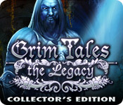 Grim Tales: The Legacy Collector's Edition Game Featured Image