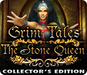 Grim Tales: The Stone Queen Collector's Edition Game Featured Image