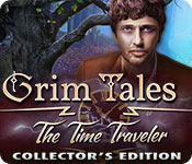 Grim Tales: The Time Traveler Collector's Edition Game Featured Image