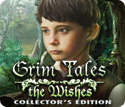 Grim Tales: The Wishes Collector's Edition Game Featured Image