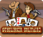 Gunslinger Solitaire feature