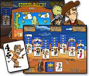 Gunslinger Solitaire Game