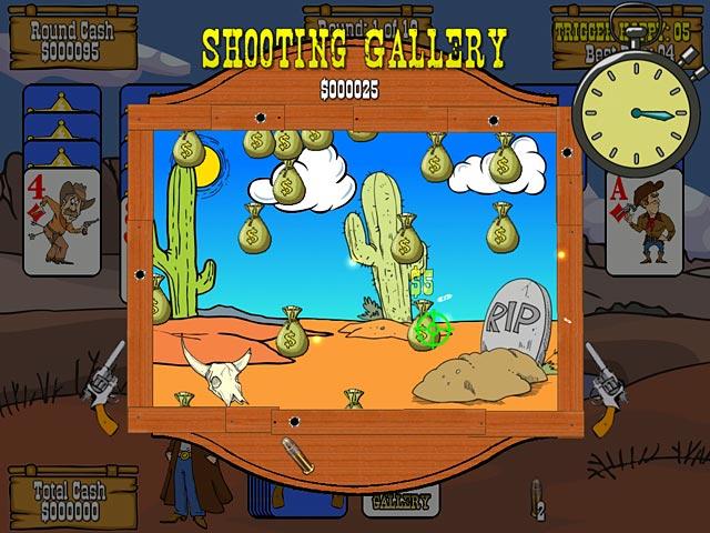 Bezpłatne pobieranie Gunslinger Solitaire