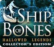 Hallowed Legends: Ship of Bones Collector's Edition for Mac Game