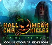 Halloween Chronicles: Behind the Door Collector's Edition