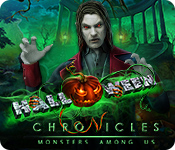 Halloween Chronicles: Monsters Among Us Game Featured Image