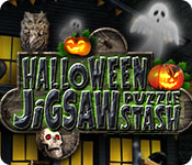 Halloween Jigsaw Puzzle Stash Game Featured Image