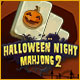 Halloween Night Mahjong 2 Game