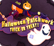 Halloween Patchworks: Trick or Treat! Game Featured Image