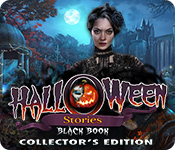 Buy PC games online, download : Halloween Stories: Black Book Collector's Edition