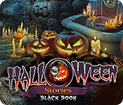 Halloween Stories: Black Book for Mac Game