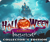 Halloween Stories: Invitation Collector's Edition Game Featured Image