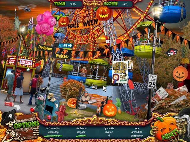 Gra Halloween: The Pirate's Curse Gra Bezpłatne