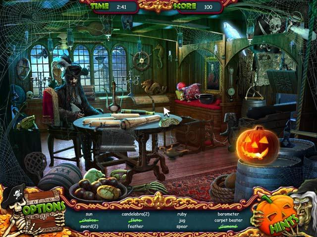 Bezpłatne pobieranie Halloween: The Pirate's Curse