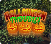 Buy PC games online, download : Halloween Trouble