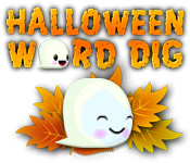 Halloween Word Dig - Online