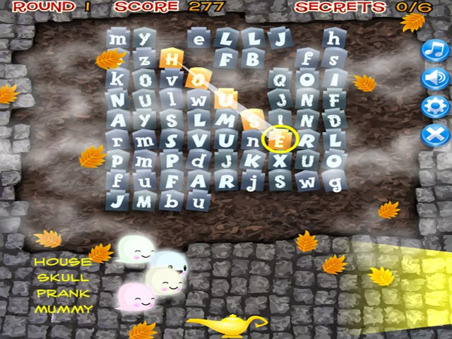 Download Halloween Word Dig