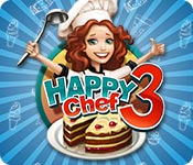 Happy Chef 3 Game Featured Image