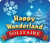 Happy Wonderland Solitaire Game Featured Image