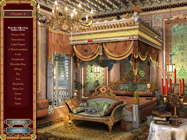 Gra Harlequin Presents : Hidden Object of Desire Gra Bezpłatne