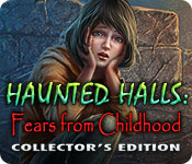 Haunted Halls: Fears from Childhood Collector's Edition Game Featured Image