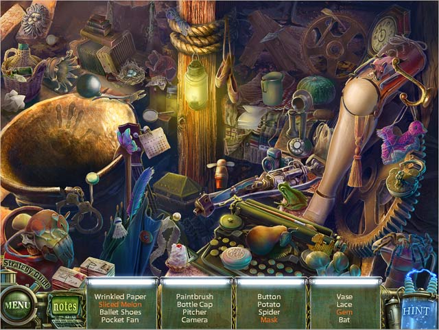 Gra Haunted Halls: Fears from Childhood Collector's Edition Gra Bezpłatne