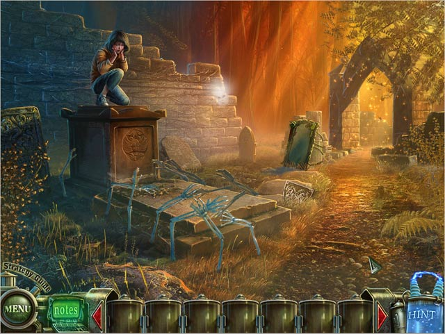 Bezpłatne pobieranie Haunted Halls: Fears from Childhood Collector's Edition