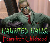 Haunted Halls: Fears from Childhood for Mac Game