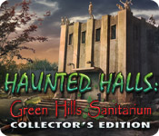 Haunted Halls: Green Hills Sanitarium Collector's Edition Game Featured Image
