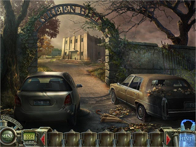 Haunted Halls: Green Hills Sanitarium Collector's Edition - Explore the Haunted Halls!