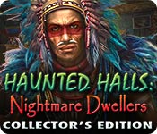 Haunted Halls: Nightmare Dwellers Collector's Edition for Mac Game