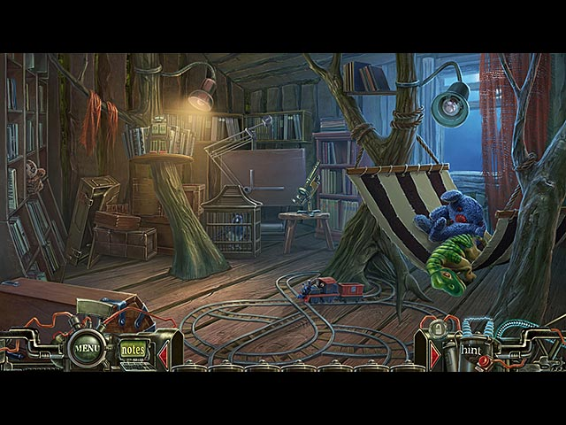 Haunted Halls: Nightmare Dwellers Collector's Edition: Game Play