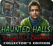 Haunted Halls: Revenge of Doctor Blackmore Collector's Edition for Mac Game