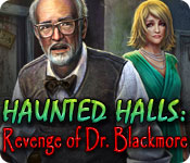 Haunted Halls: Revenge of Doctor Blackmore Game Featured Image
