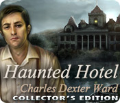 Haunted Hotel: Charles Dexter Ward Collector's Edition Game Featured Image