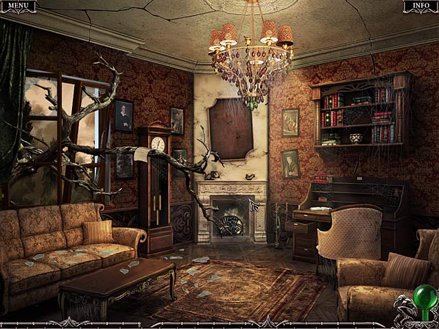 Gra Haunted Hotel: Charles Dexter Ward Gra Bezpłatne