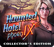 Haunted Hotel: Phoenix Collector's Edition Game Featured Image