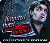 Haunted Hotel: The Axiom Butcher Collector's Edition Game Featured Image