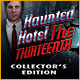 Haunted Hotel: The Thirteenth Collector's Edition Game