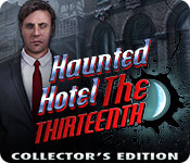 Haunted Hotel: The Thirteenth Collector's Edition Game Featured Image