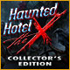 Haunted Hotel: The X Collector's Edition - Mac