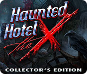 Haunted Hotel: The X Collector's Edition Game Featured Image