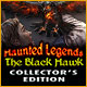 Haunted Legends: The Black Hawk Collector's Edition Game