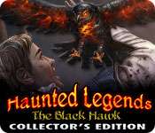 Haunted Legends: The Black Hawk Collector's Edition Game Featured Image
