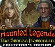 Haunted Legends: The Bronze Horseman Collector's Edition Game Featured Image