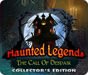 Haunted Legends: The Call of Despair Collector's Edition for Mac Game