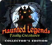 Haunted Legends: Faulty Creatures Collector's Edition Game Featured Image