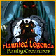 New computer game Haunted Legends: Faulty Creatures