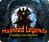 Buy PC games online, download : Haunted Legends: Faulty Creatures